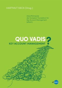 "Buch ""QUO VADIS KEY ACCOUNT MANAGEMENT?"""