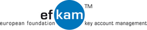 Logo European Foundation for Key Account Management (efkam)