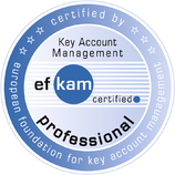 Key Account Management Zertifizierung nach efkam